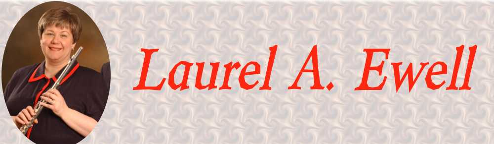 Laurel Ewell Home Page